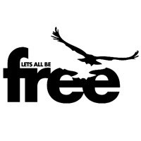 Let's All Be Free Logo