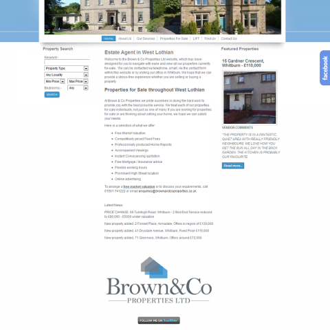 Brown and Co Properties