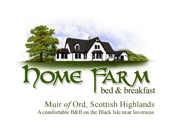 Homefarm Muir of Ord Logo