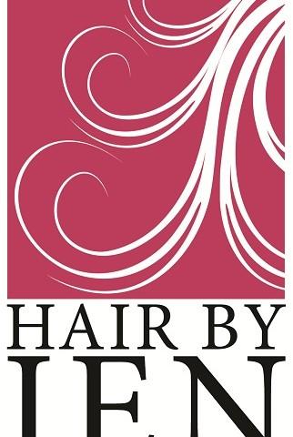 Hair by Jen Logo
