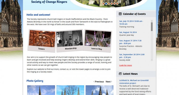 Lichfield & Walsall Archdeaconries Society of Change Ringers