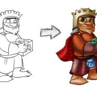 Lothian Recycling Mascot