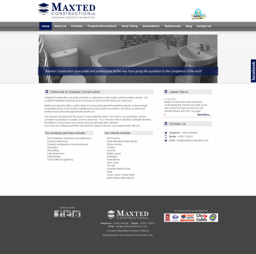 Maxted Construction