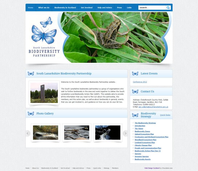 South Lanarkshire Biodiversity Partnership