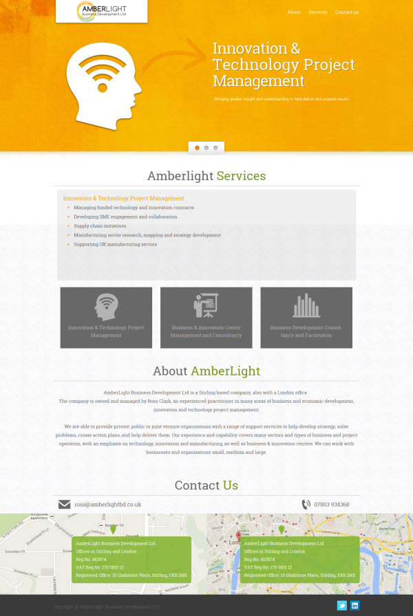 AmberLight Business Development